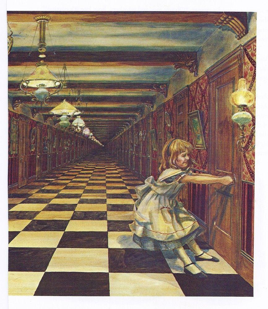 Alice In Wonderland My Favorite Artist For Her