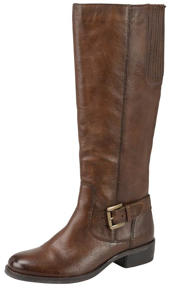 Brown riding boots, Riding boots