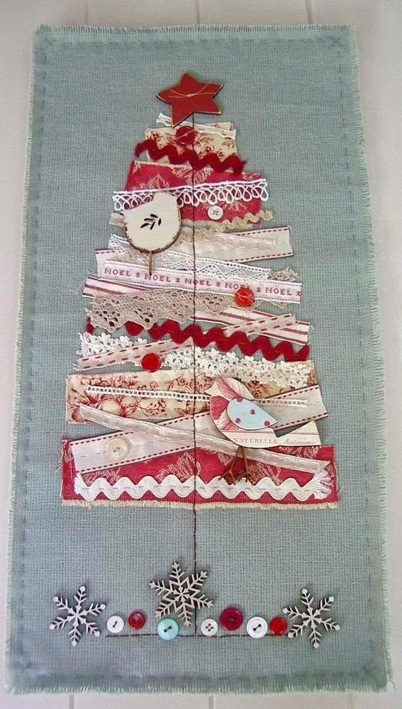 Sewn Advent Calendar Costura Pinterest Advent calendars, Craft