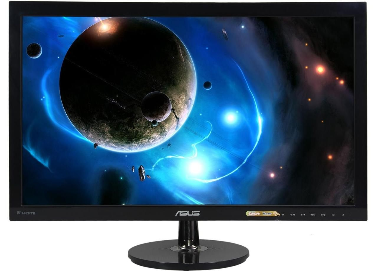 Asus vs278qp ultrafast 27 inch led gaming monitor asus