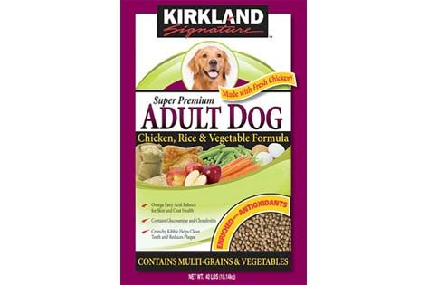 Diamond Pet Foods Manufacturer Of Kirkland Signature Issues