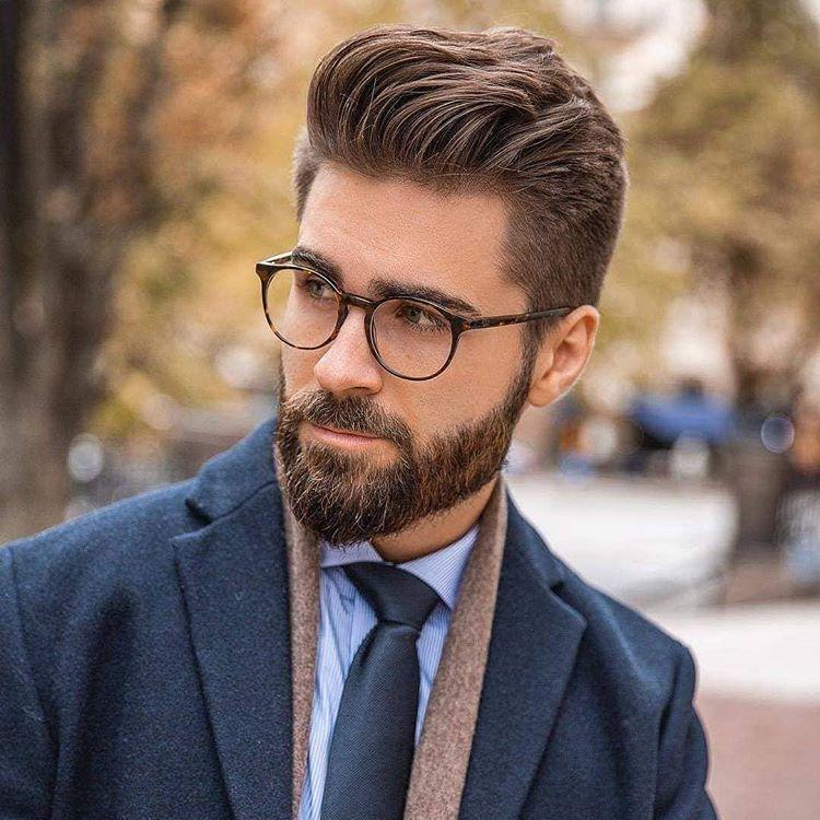 Jakob Konnbjer Bart Stile Barte Und Haare Herrenfrisuren