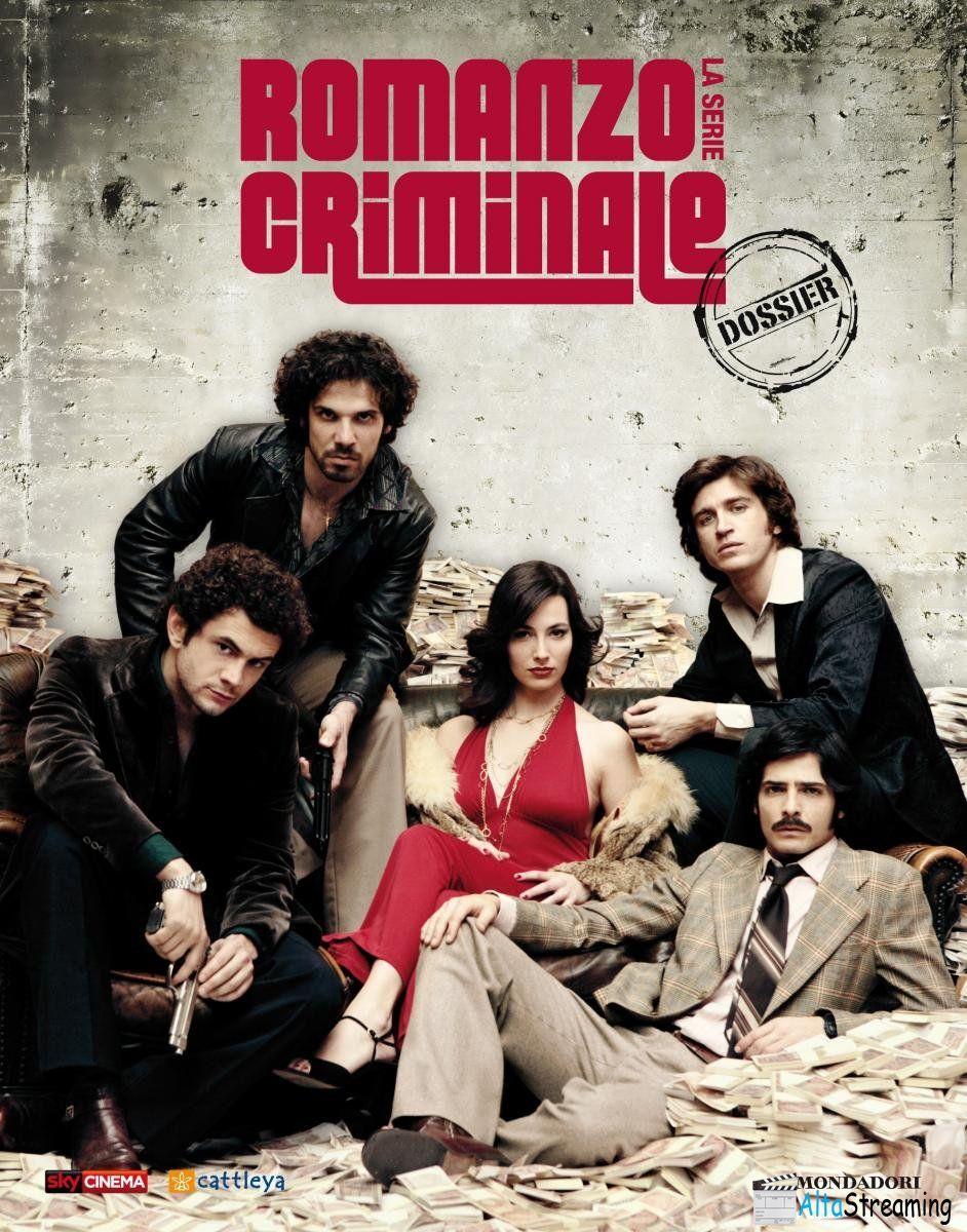 Romanzo Criminale La Serie Tv Series Me Tv Film