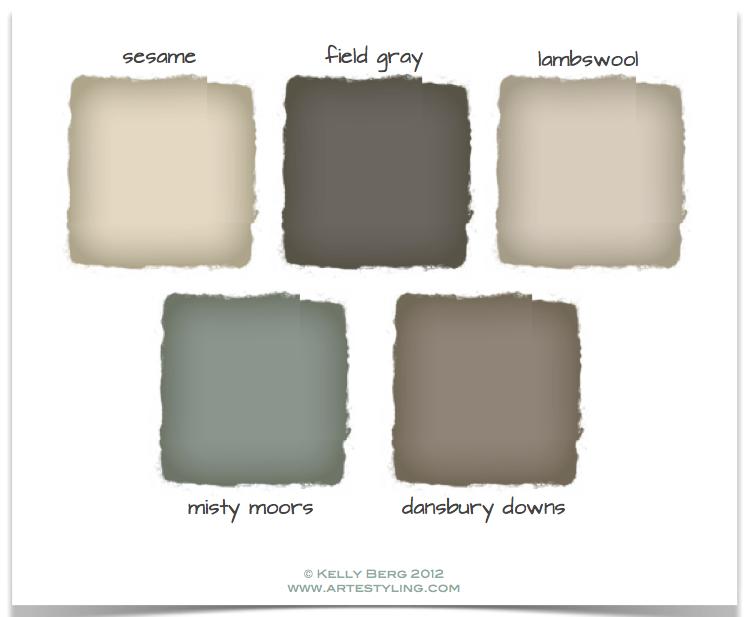 Wall Color - Pratt