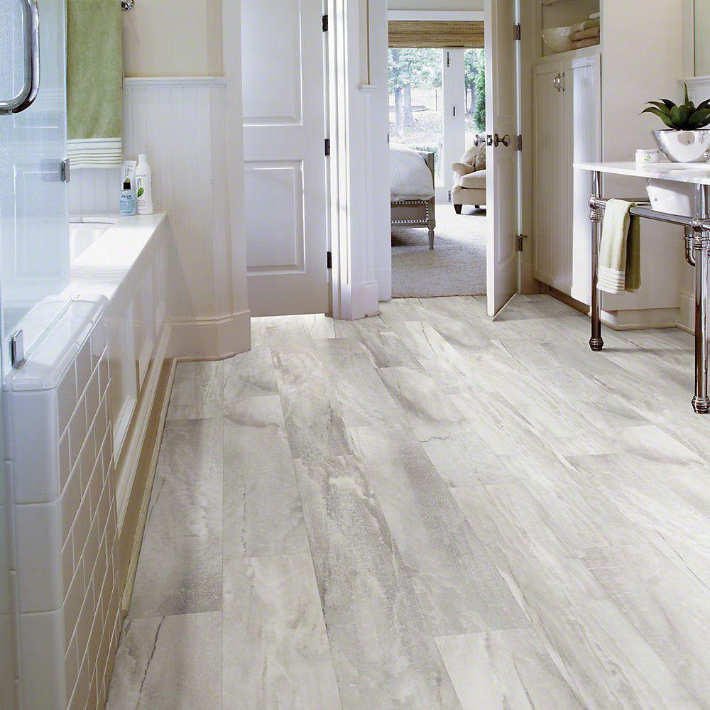 Shop wayfair for vinyl flooring to match every style and for Luxury vinyl bathroom flooring