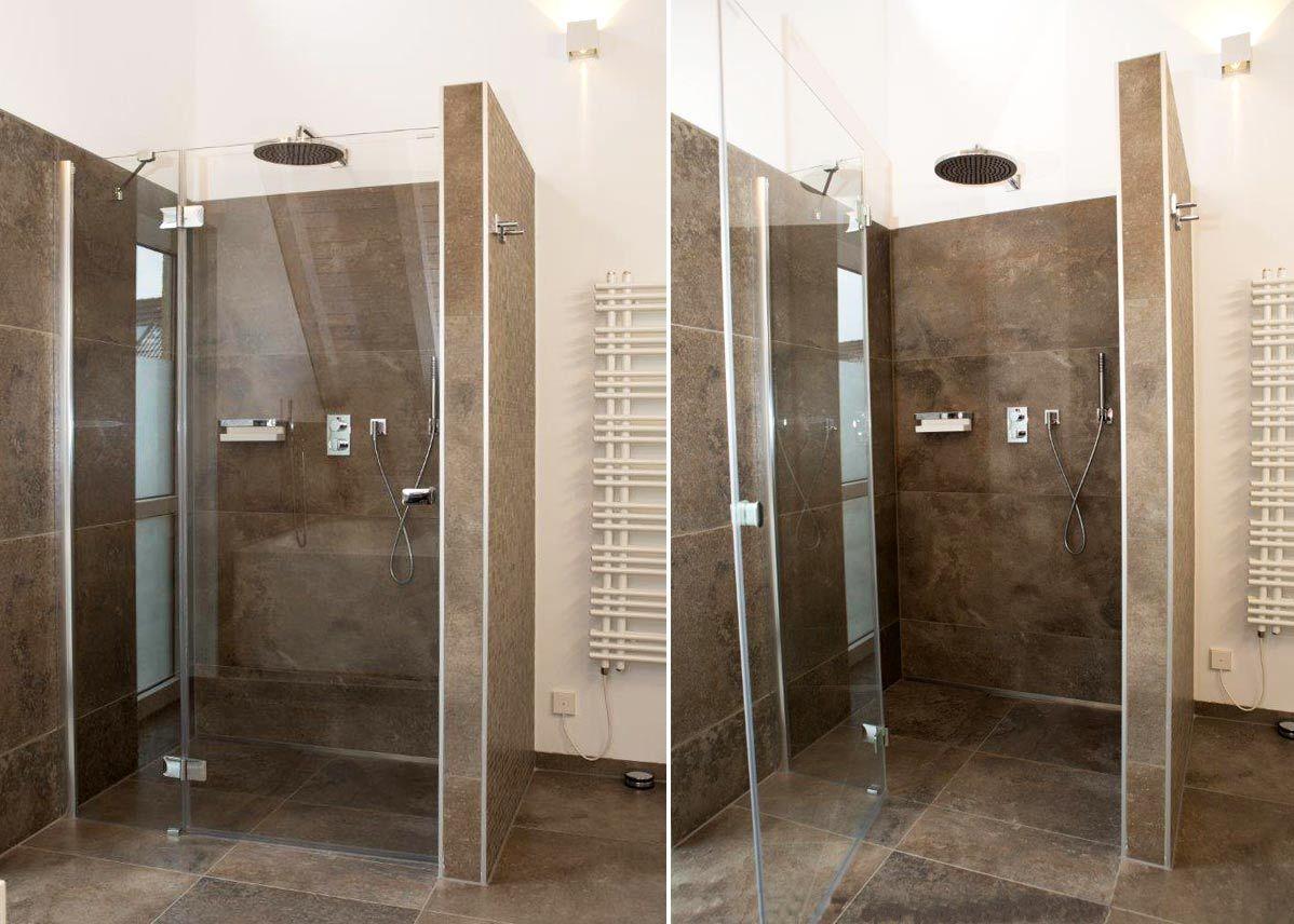 Badezimmer Gemauerte dusche, Badezimmer, Badgestaltung