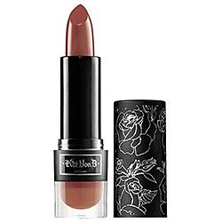 """Kat Von D's Painted Love Lipstick. The """"Underage Red"""" is my favorite lipstick, at the moment. $18 #makeup #lipstick #beauty"""
