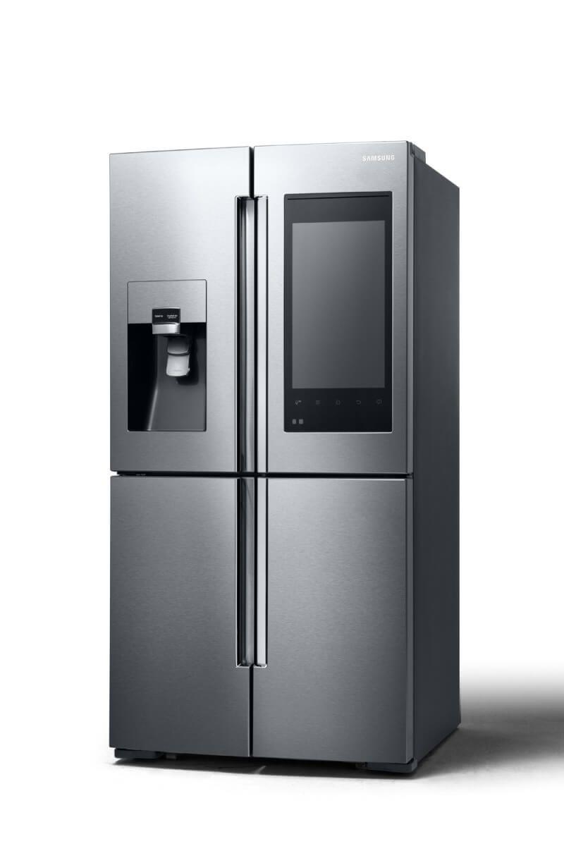 Samsung Family Hub-Kühlschrank | Kühlschrank | Pinterest ...