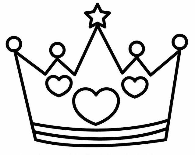 Manualidades De La Biblia La Reina Ester Princesas Para Colorear Princesas Para Dibujar Coronas Para Imprimir