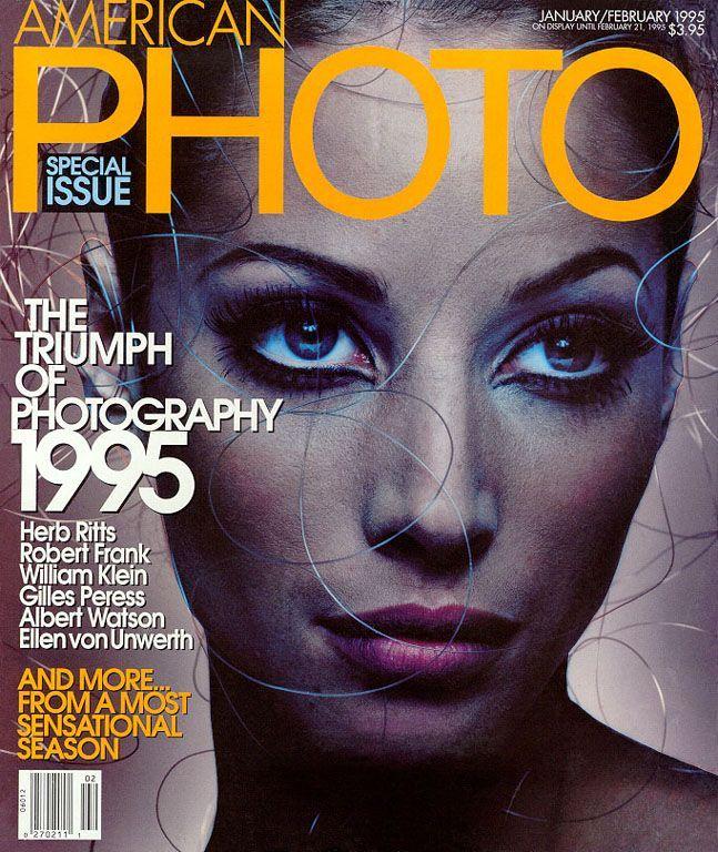 Christy Turlington: American Photo, 1995'