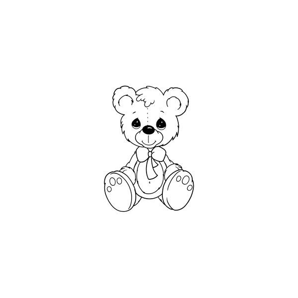 Precious Moments Baby Coloring Pages | Sweet and Simple: Precious ...