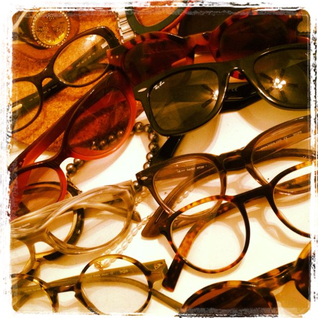 An eyewear editor knows which accessories reign supreme in the arsenal of jeweled treasures.