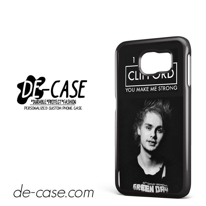 Fat 5seconds Of Summer 5sos Michael Clifford DEAL-4124 Samsung Phonecase Cover For Samsung Galaxy S6 / S6 Edge / S6 Edge Plus