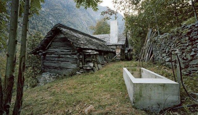 Buchner Bründler Architekten > Casa dEstate