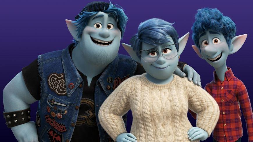Photo of Pixar Onward 9 new HD wallpapers
