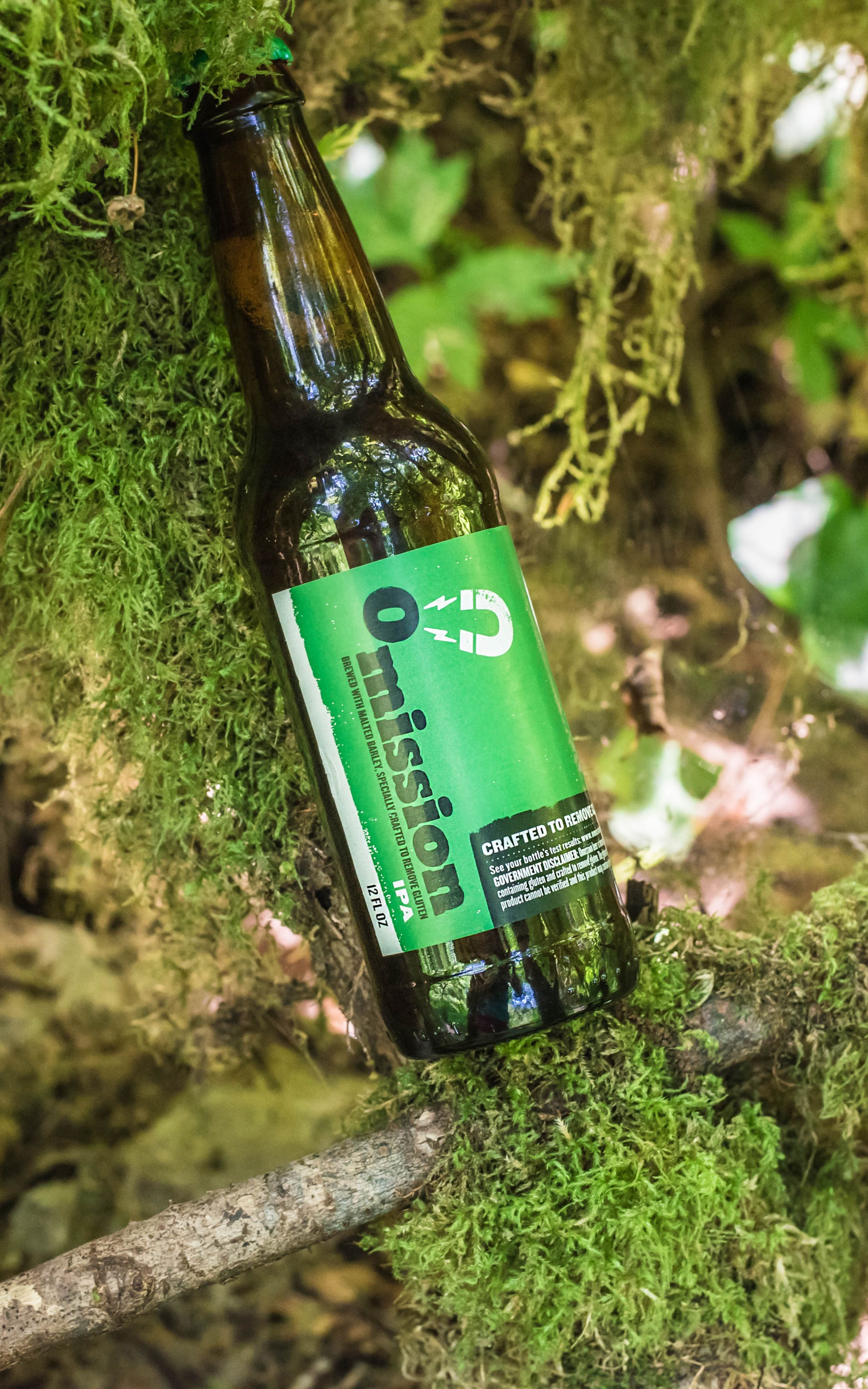 Ready to go green? Drink Omission IPA.