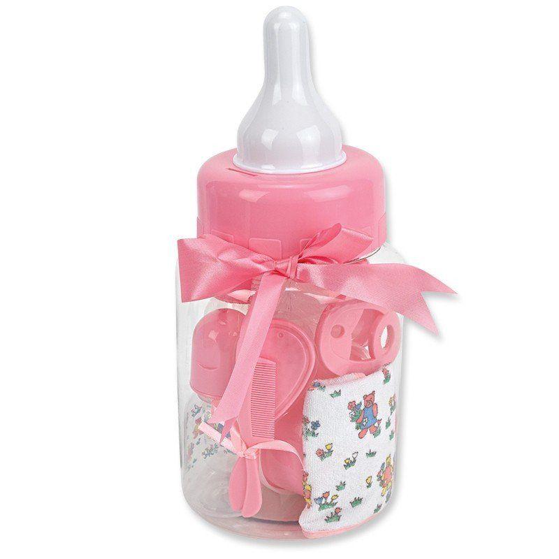 Baby king bottle bank set bpa free baby shower bottle