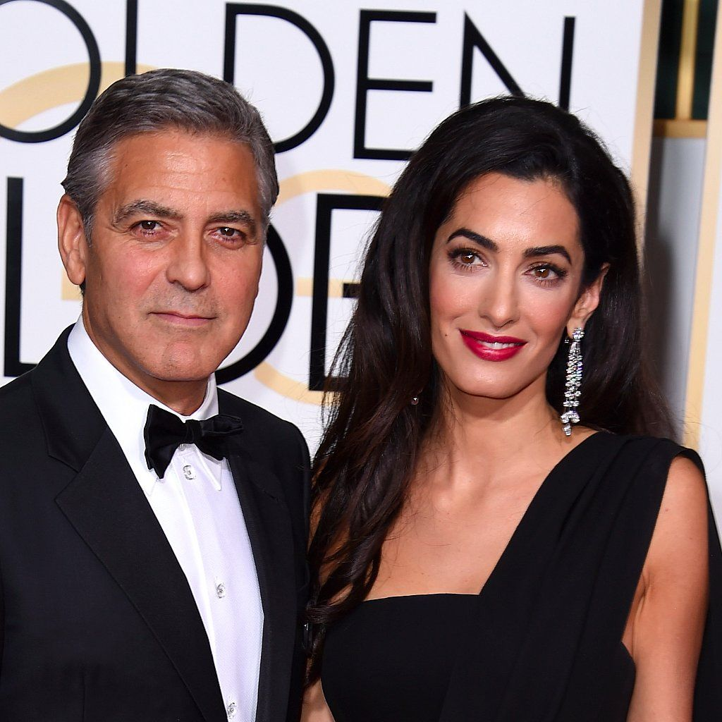 5 Beauty Secrets To Steal From The Woman Who Snagged George Clooney Amal Clooney George Clooney Celebrities