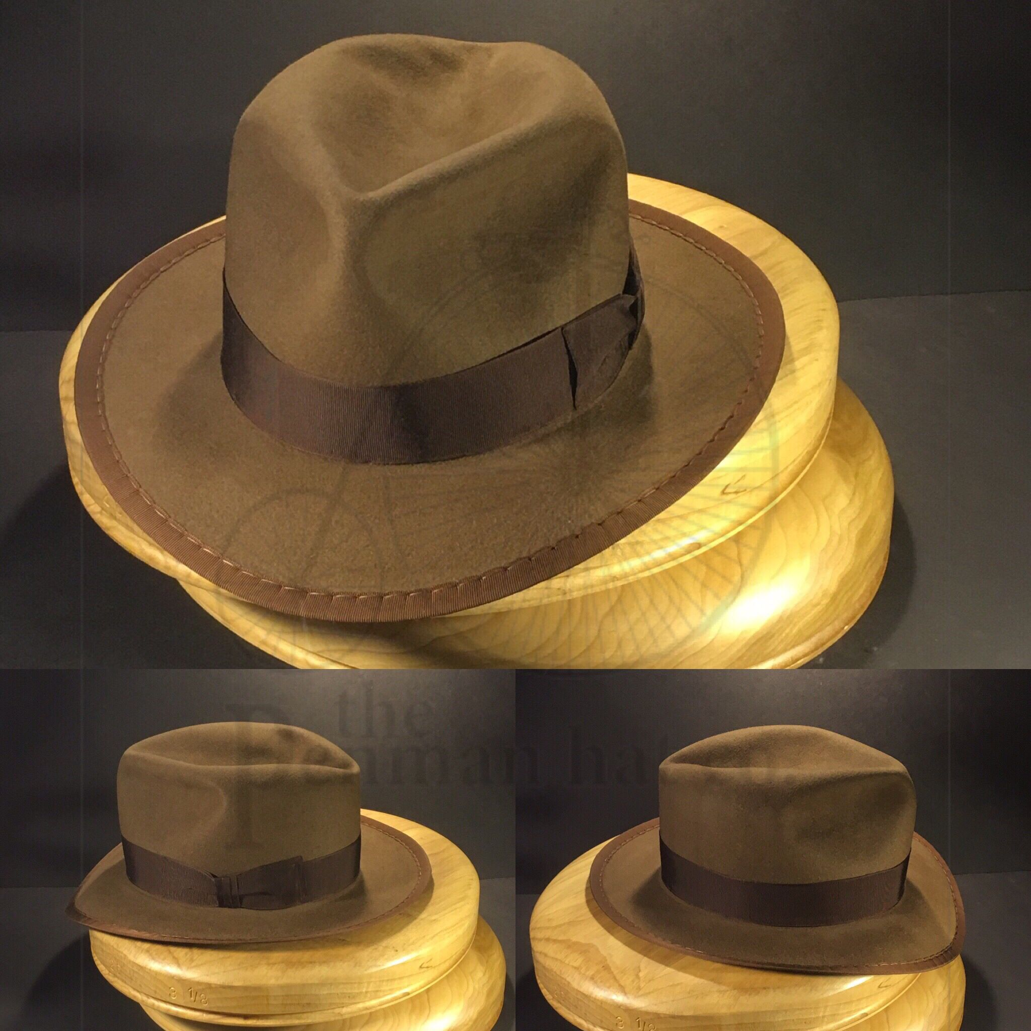 cca868a0c Just finished this Howard Hughes Spruce Goose hat like the one I ...