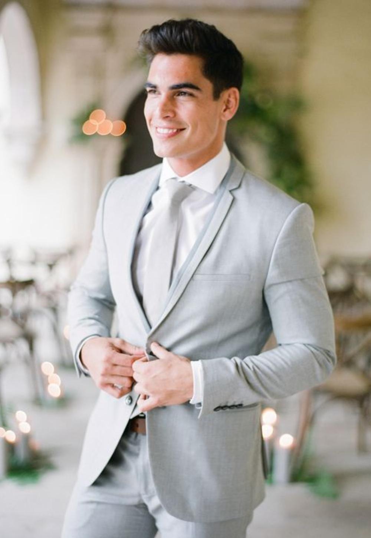 Summer Wedding Suit Ideas Grooms Groom
