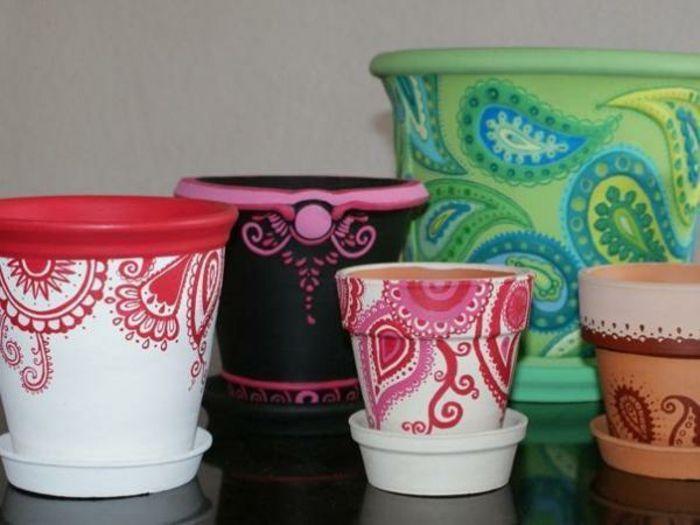 originelle ideen wenn sie ihre vasen dekorieren m chten topf hopf pinterest dekorierte. Black Bedroom Furniture Sets. Home Design Ideas
