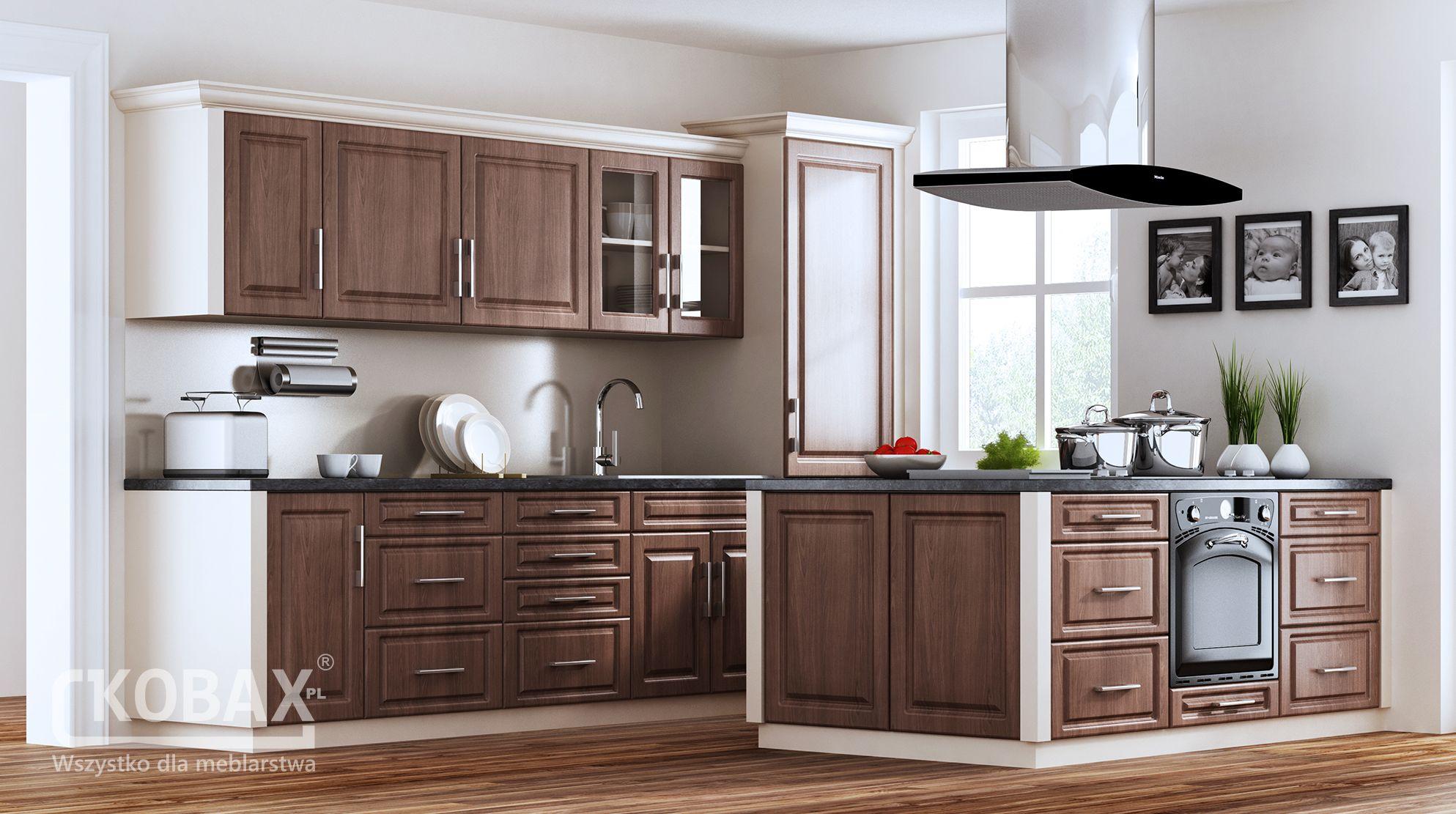 Klasyczna Kuchnia Kobax Home Decor Kitchen Kitchen Cabinets