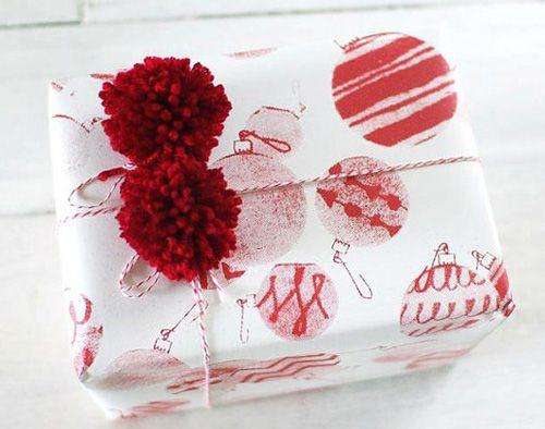 Ideas para envolver regalos de forma original Gifts decor