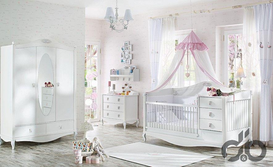 Babyzimmer landhausstil ~ Newjoy jasmin baby bebek odası takımı 3.987 tl Çocuk odası