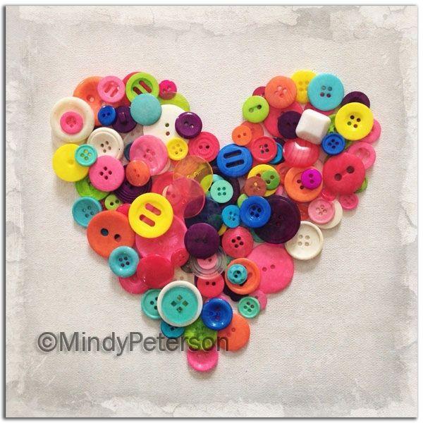 With mardi gras beads redletterwords - Heaps of Love, $32.00 (http://www.redletterwords.com/heaps-of-love/)