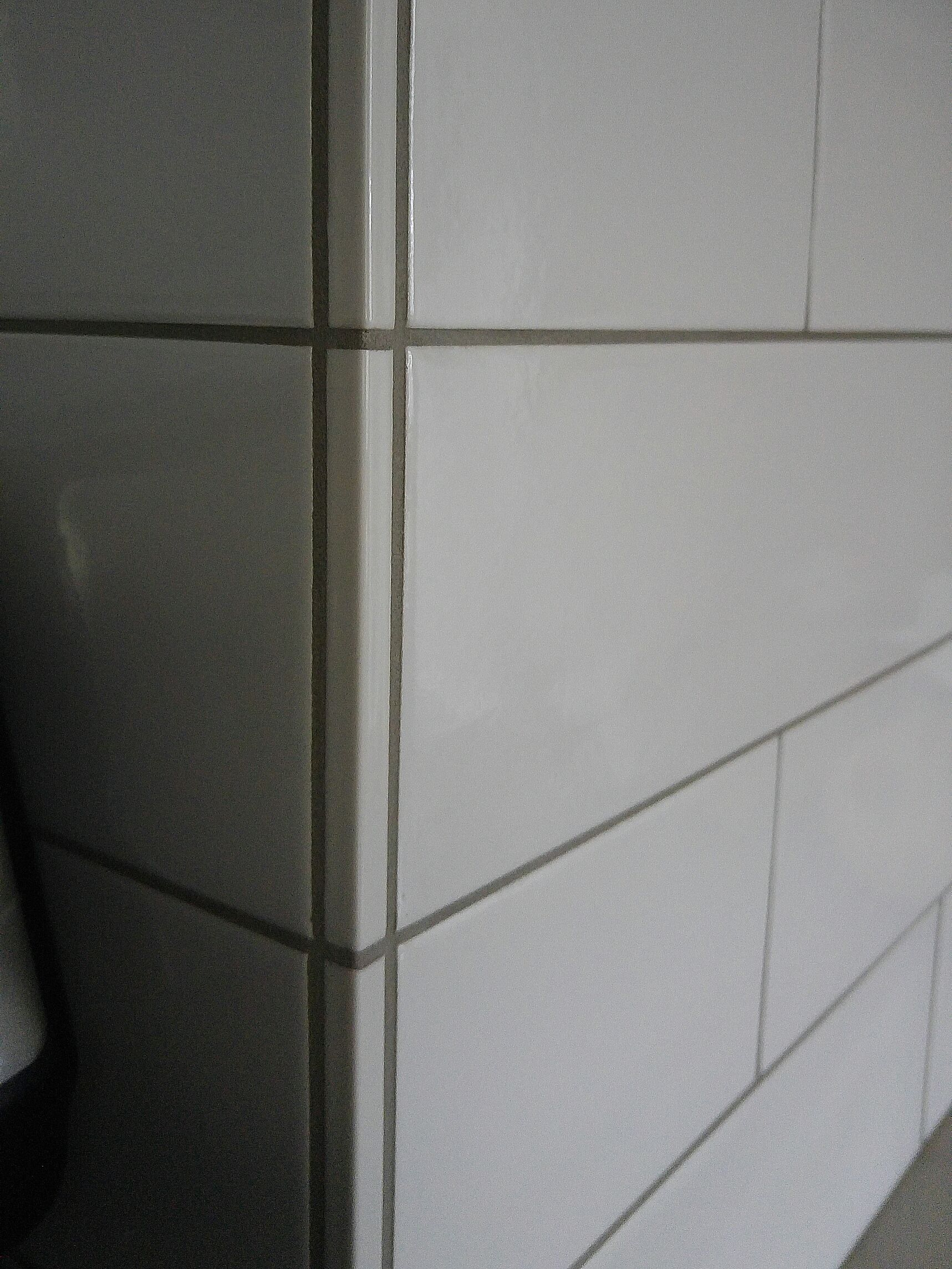 Image Result For Corner Subway Tile Without Bullnose Tiles Tile Repair Bullnose Tile