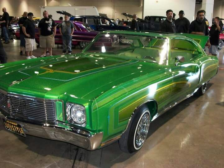 Pin By Andrew Carrete On Monte Carlos Lowriders Old School Cars Donk Cars