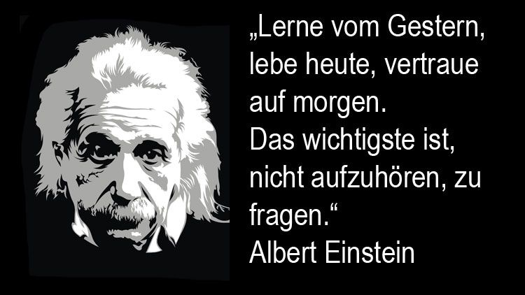 Albert Einstein Uber Erfolg Im Banking Der Zukunft Spruche Einstein Einstein Zitate Spruche Zitate Leben