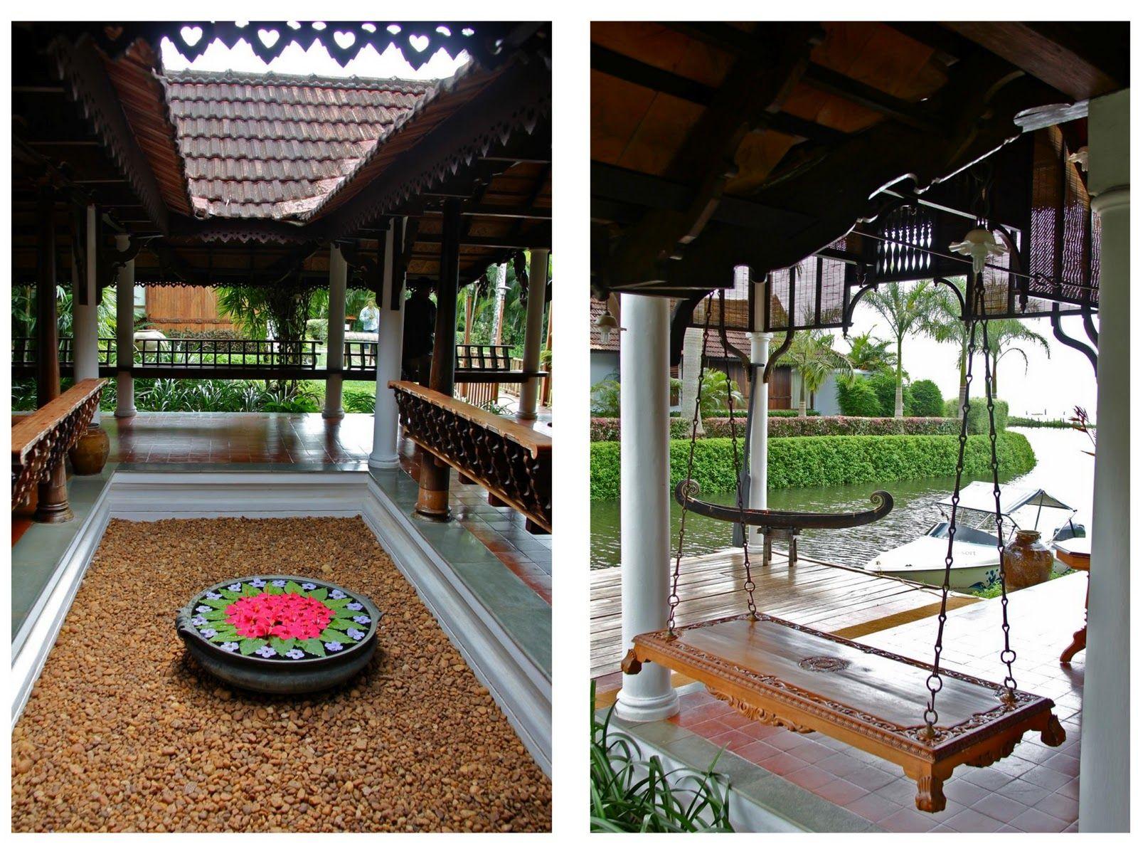 Perfect! Kerala courtyard traditional homes always kept