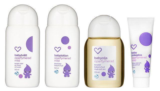 baby powder apoteket