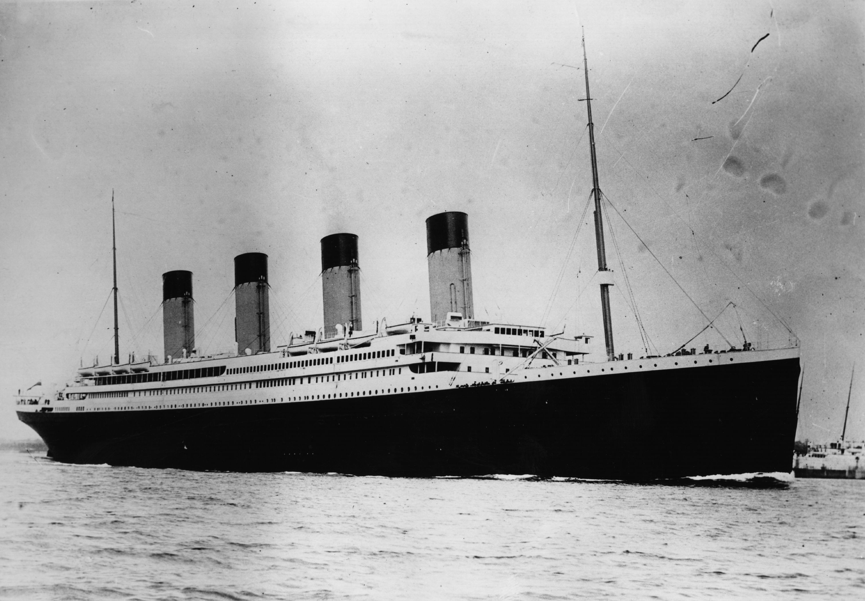 Pictures From The Titanic - Bing Images