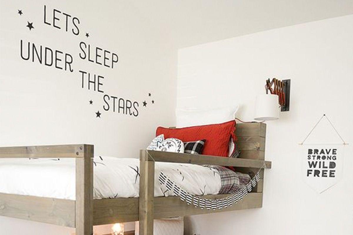 Wil je de slaapkamer van je kind veranderen omdat hij te ...