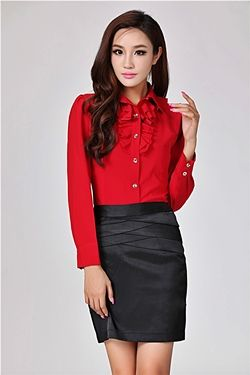 55bf76be6eb28 Learn how to choose stunning formal blouses for women.