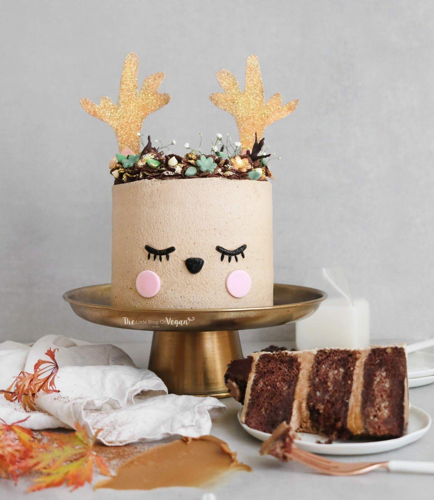 Chocolate Biscoff Coffee Cake Recipe The Little Blog Of Vegan Coffeeshop Vegan Coffee Cakes Biscoff Cake Buttercream Decorating