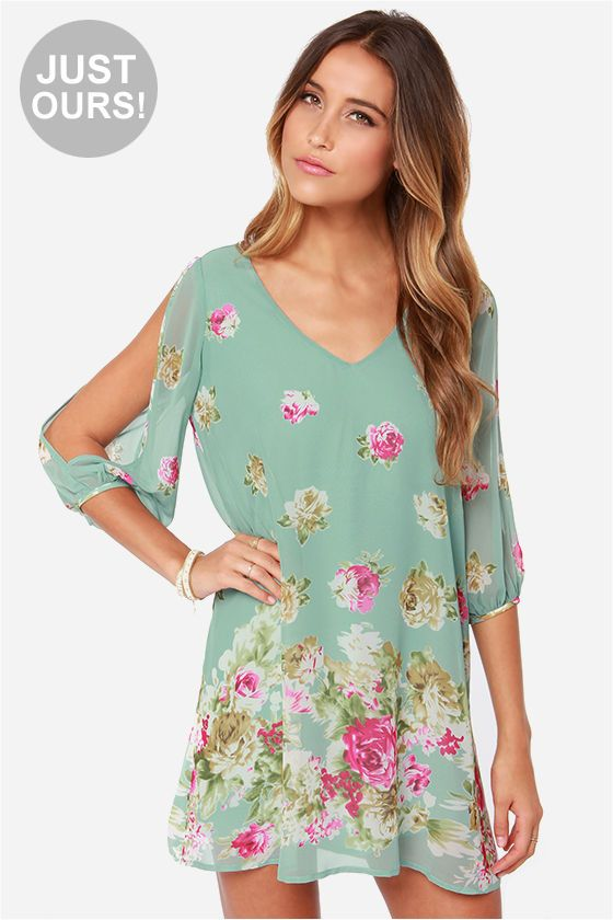 Cheap floral dresses for juniors