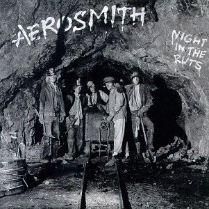 Areosmith Aerosmith Night In The Ruts 1979 Music