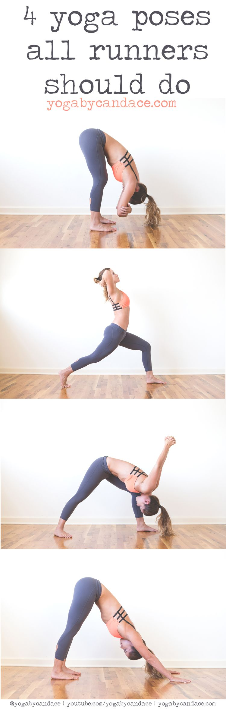 4 Yoga Poses All Runners Should Do | ! A Permanent Health ...