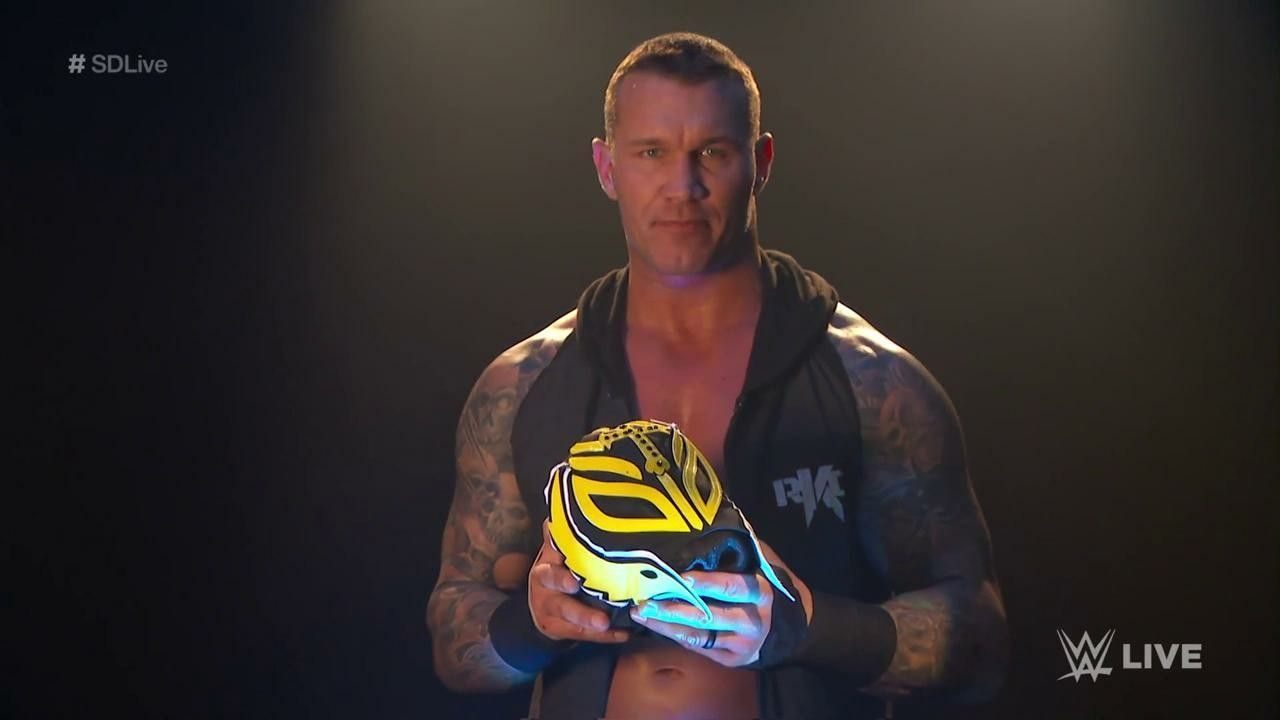 Image result for Randy Orton Promo""
