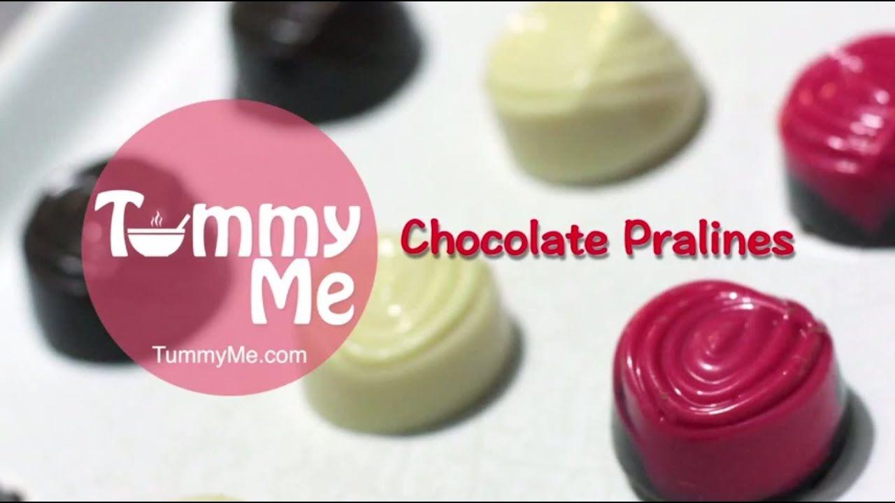 Tutorial Cara Membuat Coklat Praline Valentine Mudah Dan Praktis By Tumm Coklat Valentine Resep