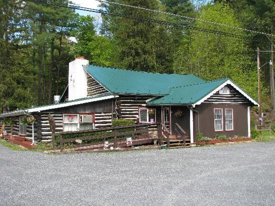 Log Cabin Inn Restaurant 3501 Route 6 Wellsboro Pa 16901 8035 814 435 8808 Rustic Log Cabin Decor Cabin Wellsboro