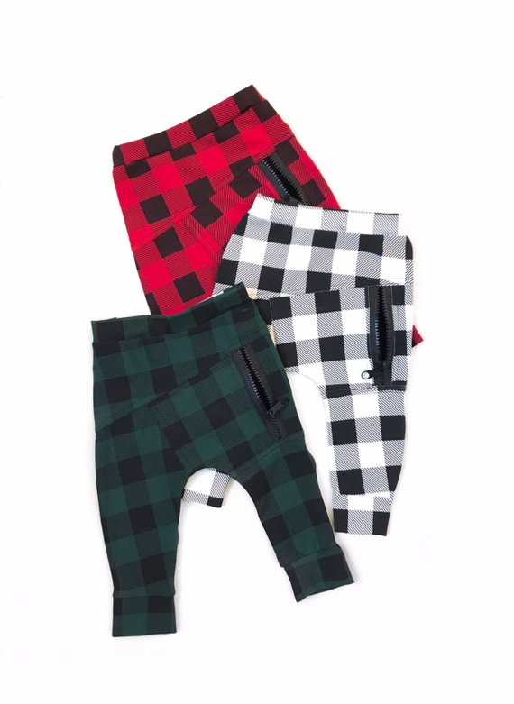 5809d13a5 Christmas baby boy plaid pants / Baby boy plaid pants red/ Hipster baby boy  clothes / Trendy toddler