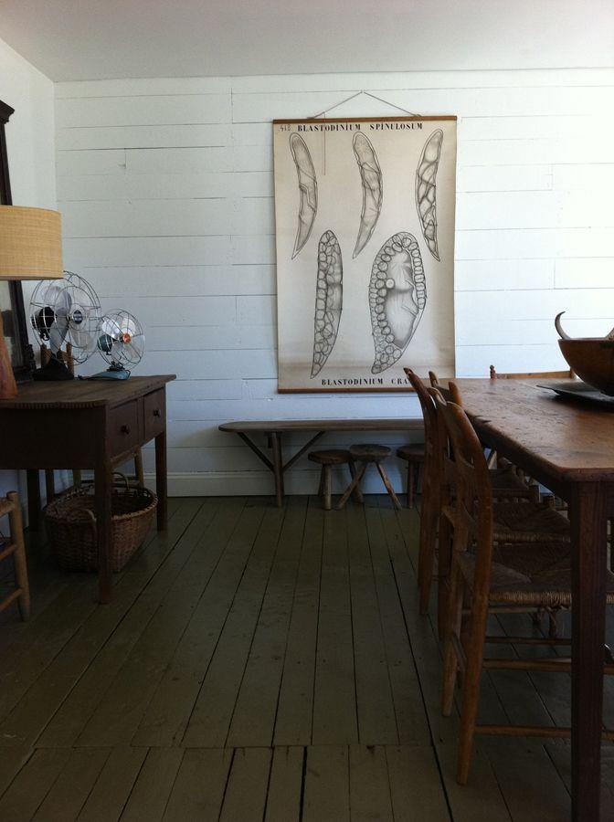 Dark Stained Wood Floors, Decor, Home Decor