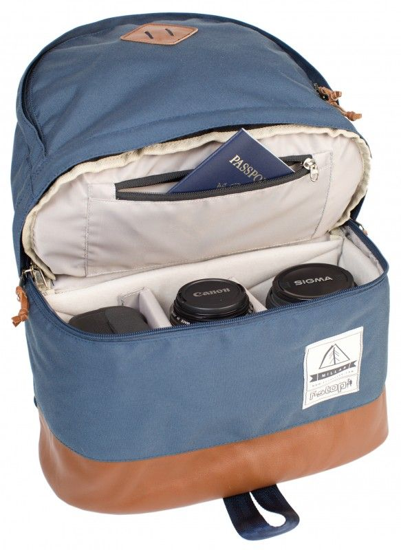 The f-stop Millar Smokey Mountain camera bag is not only fashionable ...