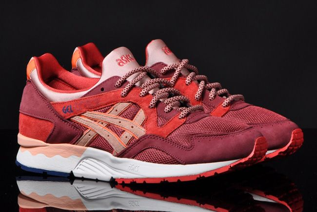 premium selection 800d3 8618e Release Date for Europe: Ronnie Fieg x Asics Gel Lyte V â ...
