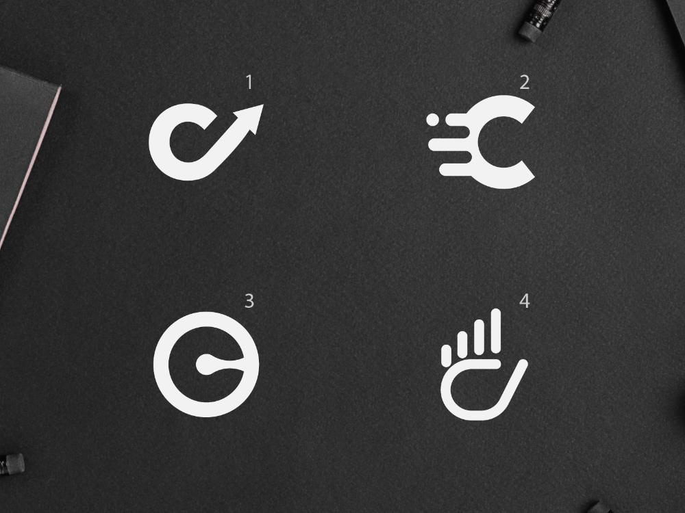 Clickoo - Digital marketing agency logo design | Logos ...