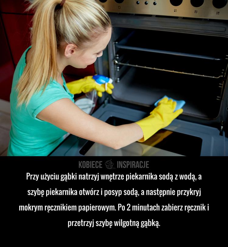 Jak Wyczyscic Piekarnik Bez Wysilku Detox Your Home Simple Life Hacks Clean House